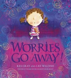 Worries Go Away! - Kes Gray - cover