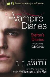 The Vampire Diaries: Stefan's Diaries: Origins: Book 1 - L. J. Smith - cover