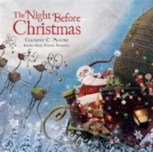 The Night Before Christmas - Clement C. Moore - cover