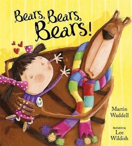 Bears, Bears, Bears - Martin Waddell - cover
