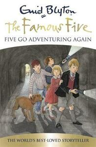 Famous Five: Five Go Adventuring Again: Book 2 - Enid Blyton - cover