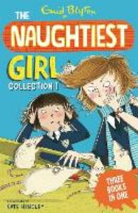 The Naughtiest Girl Collection 1: Books 1-3 - Enid Blyton - cover
