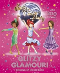 Glitzy Glamour! Sticker Book - Chloe Melody - cover
