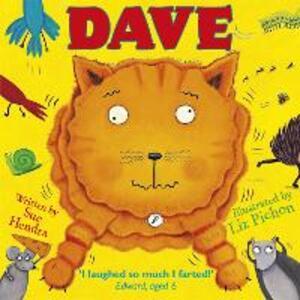 Dave - Sue Hendra - cover