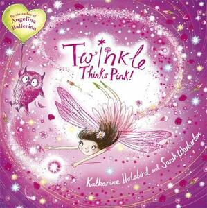 Twinkle Thinks Pink - Katharine Holabird - cover