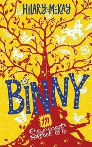 Binny Keeps a Secret: Book 2 - Hilary McKay - cover