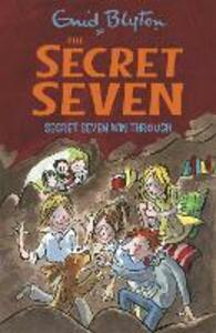 Secret Seven Win Through: Book 7 - Enid Blyton - cover