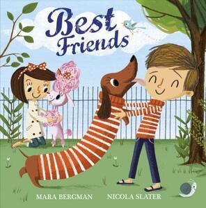 Best Friends - Mara Bergman - cover