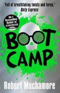 Rock War: Boot Camp: Book 2 - Robert Muchamore - cover