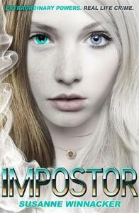 Variants: Impostor: Book 1 - Susanne Winnacker - cover