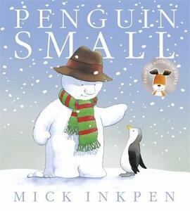 Penguin Small - Mick Inkpen - cover