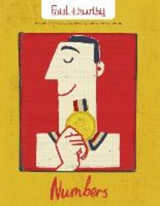 Numbers - Paul Thurlby - cover
