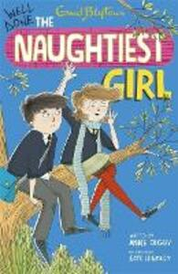 The Naughtiest Girl: Well Done, The Naughtiest Girl: Book 8 - Anne Digby - cover