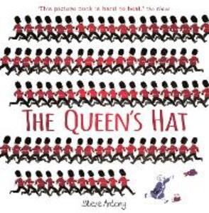 The Queen's Hat - Steve Antony - cover