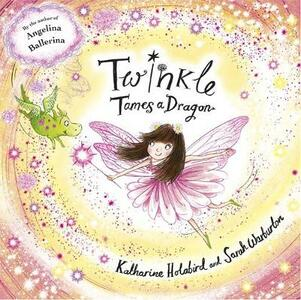 Twinkle Tames a Dragon - Katharine Holabird - cover