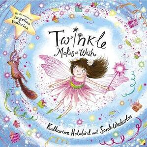 Twinkle Makes a Wish - Katharine Holabird - cover