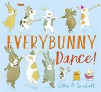 Everybunny Dance - Ellie Sandall - cover