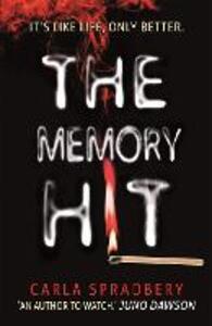 The Memory Hit - Carla Spradbery - cover