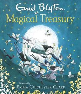 Enid Blyton's Magical Treasury - Enid Blyton - cover