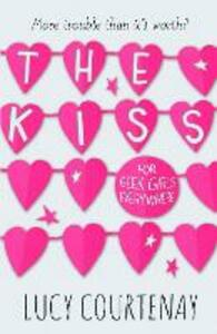 The Kiss - Lucy Courtenay - cover