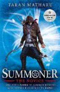 Summoner: The Novice: Book 1 - Taran Matharu - cover