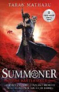 Summoner: The Battlemage: Book 3 - Taran Matharu - cover