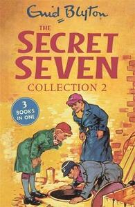 The Secret Seven Collection 2: Books 4-6 - Enid Blyton - cover