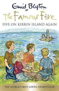 Famous Five: Five On Kirrin Island Again: Book 6 - Enid Blyton - cover