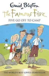 Famous Five: Five Go Off To Camp: Book 7 - Enid Blyton - cover