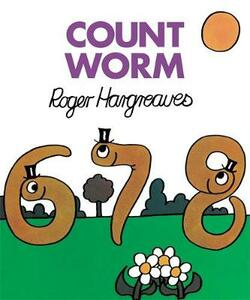 Count Worm - Roger Hargreaves - cover