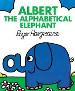 Albert the Alphabetical Elephant - Roger Hargreaves - cover