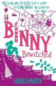 Binny Bewitched: Book 3 - Hilary McKay - cover