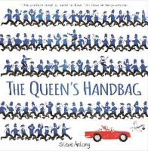 The Queen's Handbag - Steve Antony - cover