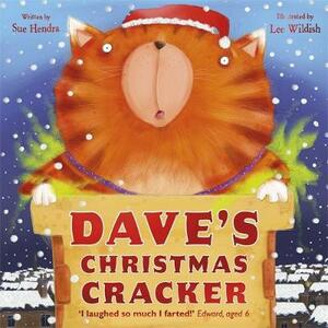 Dave's Christmas Cracker - Sue Hendra - cover
