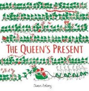 The Queen's Present - Steve Antony - cover