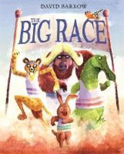 The Big Race - David Barrow - cover