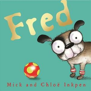 Fred - Mick Inkpen - cover
