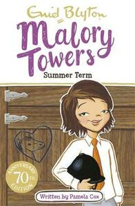 Malory Towers: Summer Term: Book 8 - Enid Blyton - cover