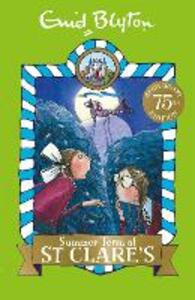 Summer Term at St Clare's: Book 3 - Enid Blyton - cover