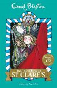 The Third Form at St Clare's: Book 5 - Enid Blyton - cover