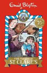 Fifth Formers of St Clare's: Book 8 - Enid Blyton - cover