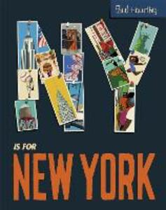 NY is for New York - Paul Thurlby - cover