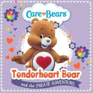 Wonderheart Bear and Her Pirate Friends Storybook - Care Bears - cover