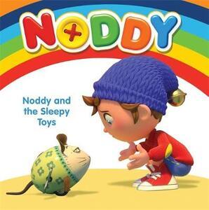 Noddy Toyland Detective: Noddy and the Sleepy Toys: Board Book - Enid Blyton - cover