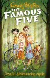 Famous Five: Five Go Adventuring Again: Book 2 - Enid Blyton - cover