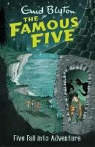 Famous Five: Five Fall Into Adventure: Book 9 - Enid Blyton - cover