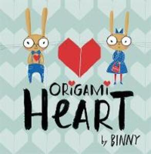 Origami Heart - Binny - cover