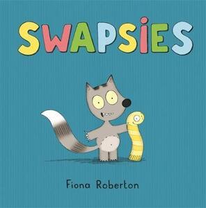 Swapsies - Fiona Roberton - cover