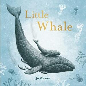 Little Whale - Jo Weaver - cover