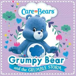 Care Bears: Grumpy and the Grumble Storm Storybook - Care Bears - cover